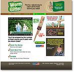Worm Gitter Website