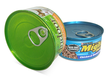 pet food packaging