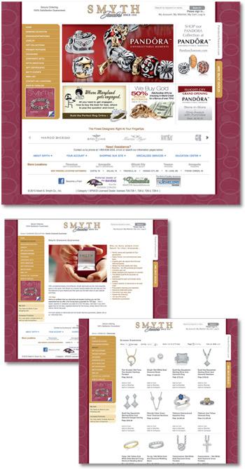 smyth jewelers web