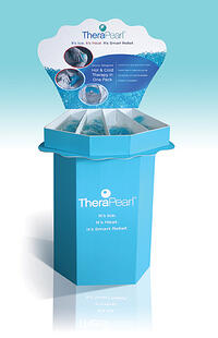 therapearl aisle display 360px