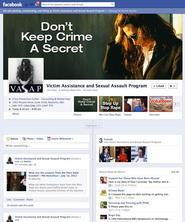 VASAP Facebook