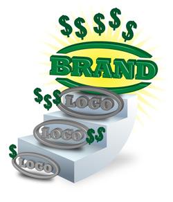 Band vs. Logo