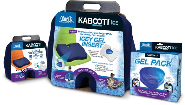 Contour Kabooti Ice Custom Product Packaging