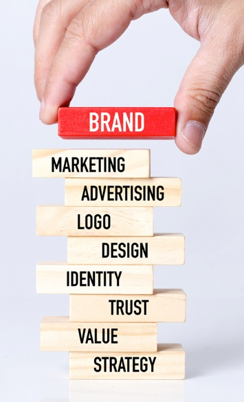 mrketing tools stacked for brand success