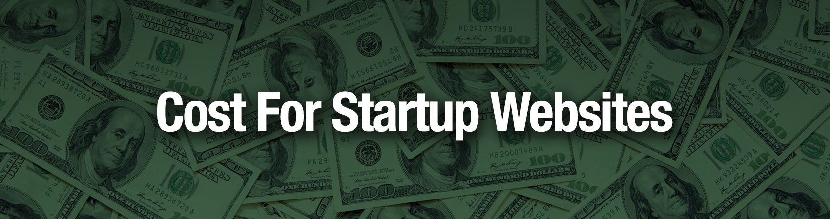 Cost-For-Startup-Websites