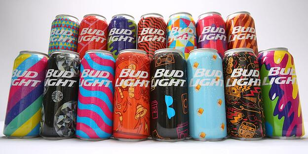 Creative-Bud-Light-package-designs-for-concert-event