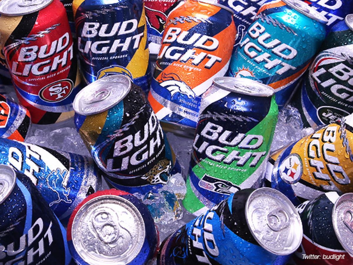 Custom-packaging-design-for-Bud-LightNFL-cans