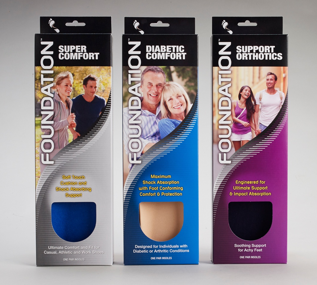 Foundation Packaging Redesign