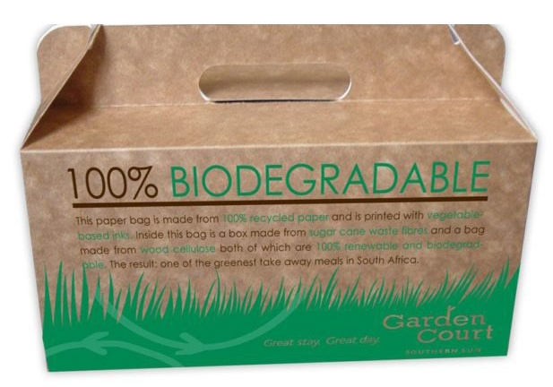 biodegrable packaging