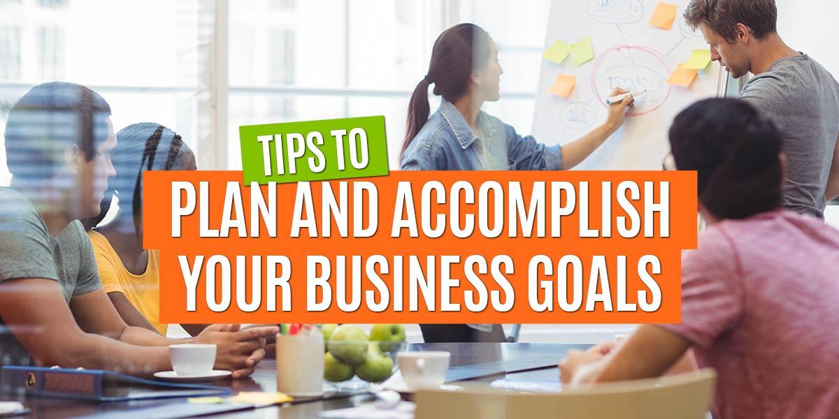 plan-accomplish-business-goals