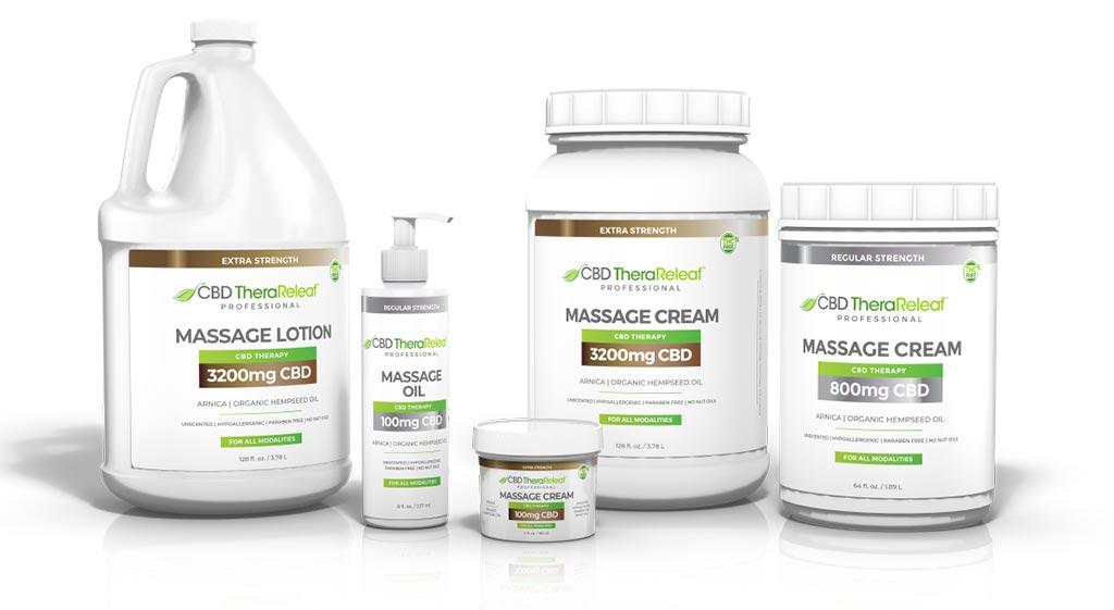 theraReleaf-CBD-Massage-Oils