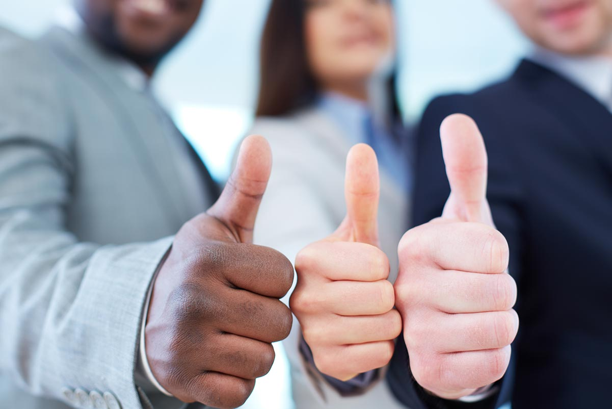 thumbs-up-group-of-professionals