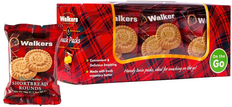 Example of the use of patterns in package design