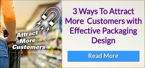 Popular Topic - Attract More Customers with Effective Packaging Design - READ MORE