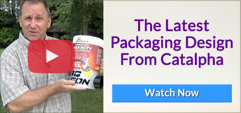 Popular Video - The Latest Packaging Design From Catalpha - WATCH NOW