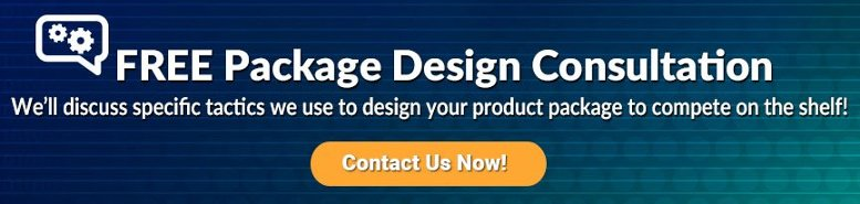 Free Package Design Consultation - $1500 value