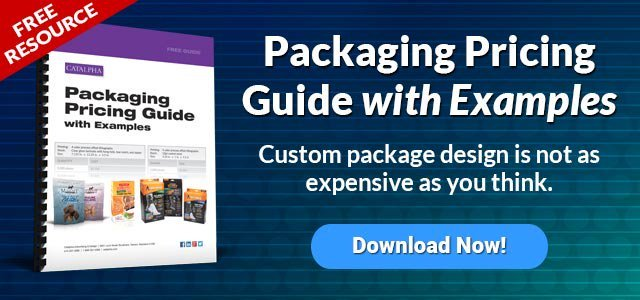 Custom package design is not as expensive as you might think. Get our free Package Pricing Guide