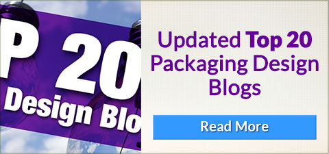 Popular Topic - Updated TOP 20 Packaging Design Blogs - READ MORE