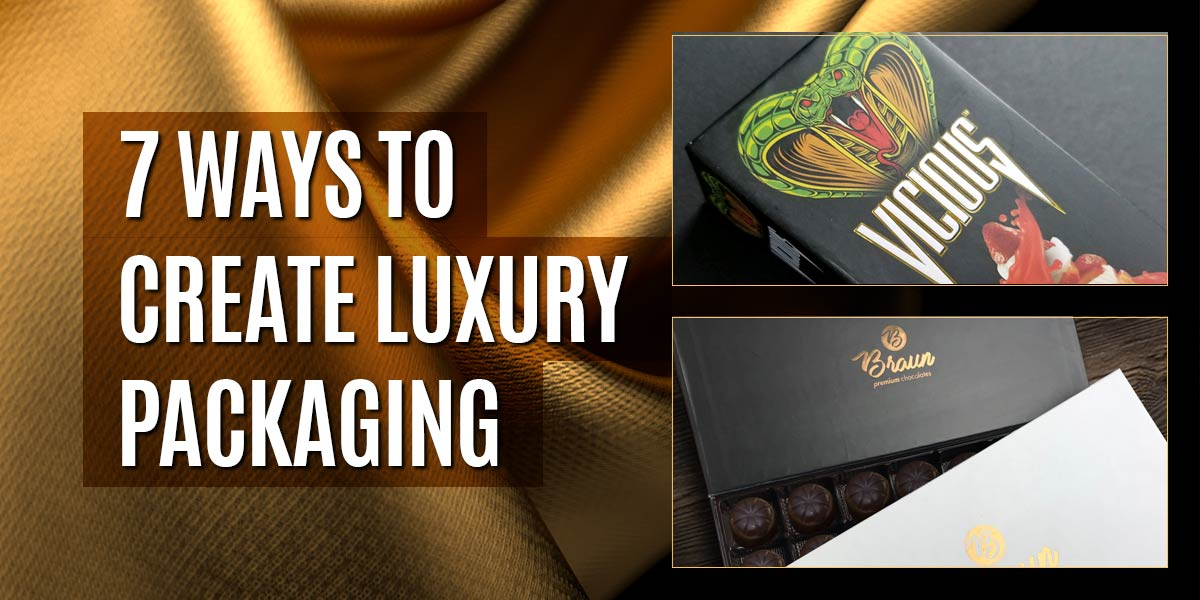 Article feature image - 7 Ways To Create Luxury Packaging