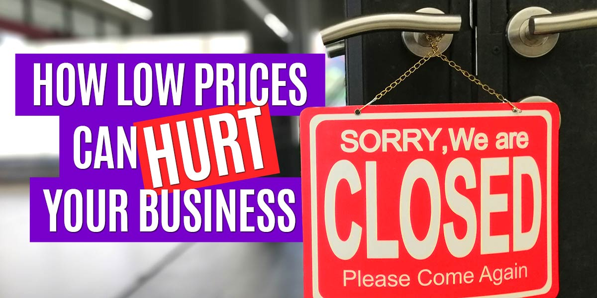 Featured image of a closed sign on the front door of a business