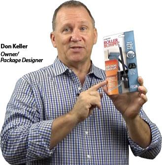 Portrait of Don Keller